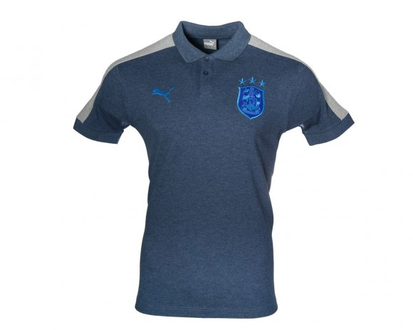 Adult T7 Puma Navy Travel Polo