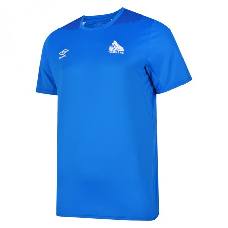 Umbro Adult Blue Training Jersey