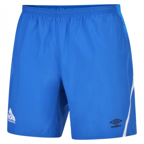 Umbro Child Blue Woven Shorts