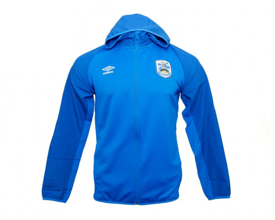 Umbro Child Blue Hooded Top