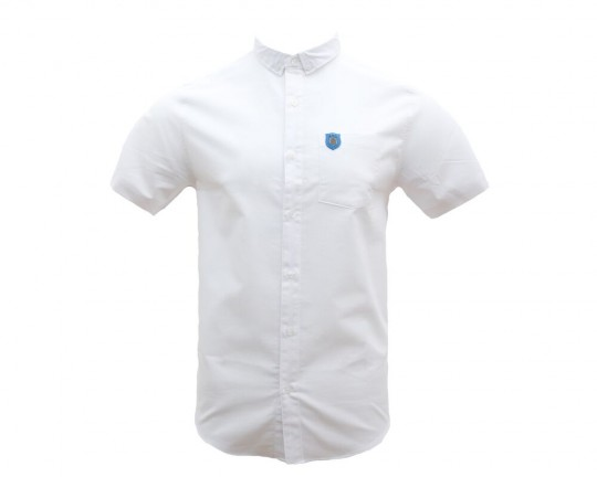 Pitch Terriers White Short Sleeve Shirt