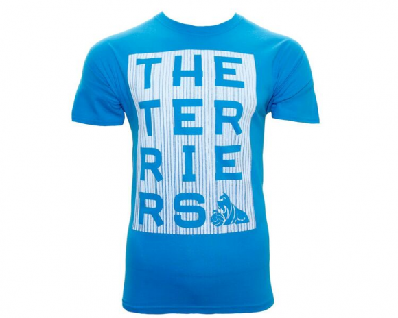 Adult Timber Blue Tshirt