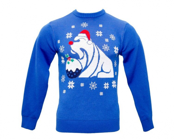 Terrier Adult Chistmas Jumper