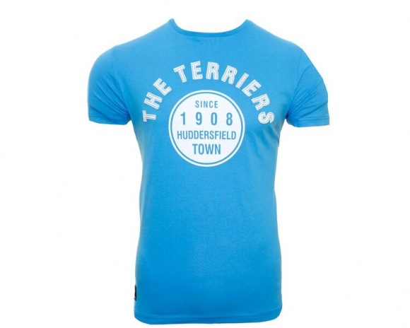 Terrier Blue Hamilton T Shirt