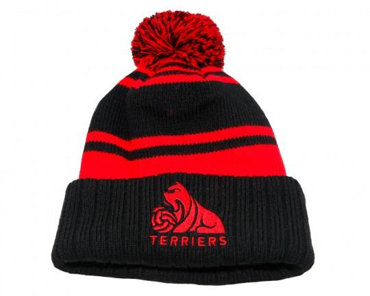 fd253e603cc Terrier Infant Bobble Hat £5.00 · Child Umbro B Red Bobble Beanie