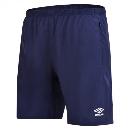 2019/20 Junior Training Shorts - Evening Blue