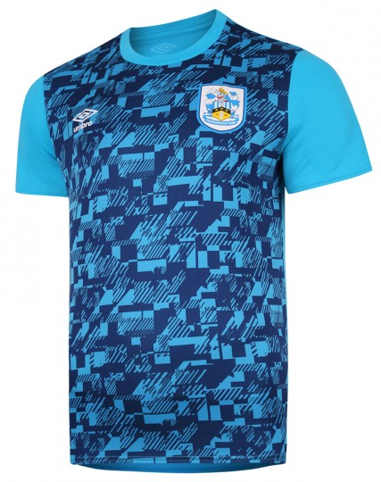 2020/21 Adult Warm Up Jersey - Blue
