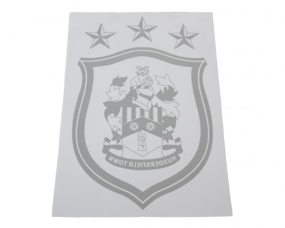 Car Crest Sticker