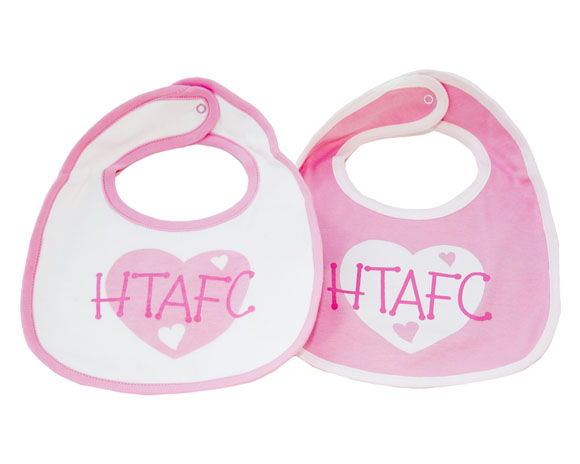 Girls Baby Bib
