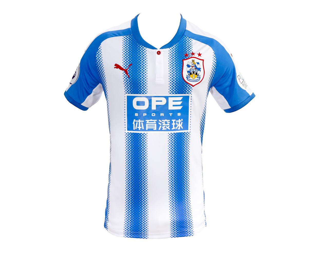 Huddersfield Home Shirt