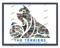 Terriers Premier League Commemorative Montage