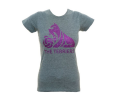 Terrier Purple Glitz T-Shirt
