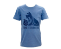 Terrier Blue Glitz T-Shirt