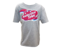 Girls Zulu Grey T Shirt