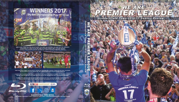 We are Premier League Season Review Blu-Ray 2016/