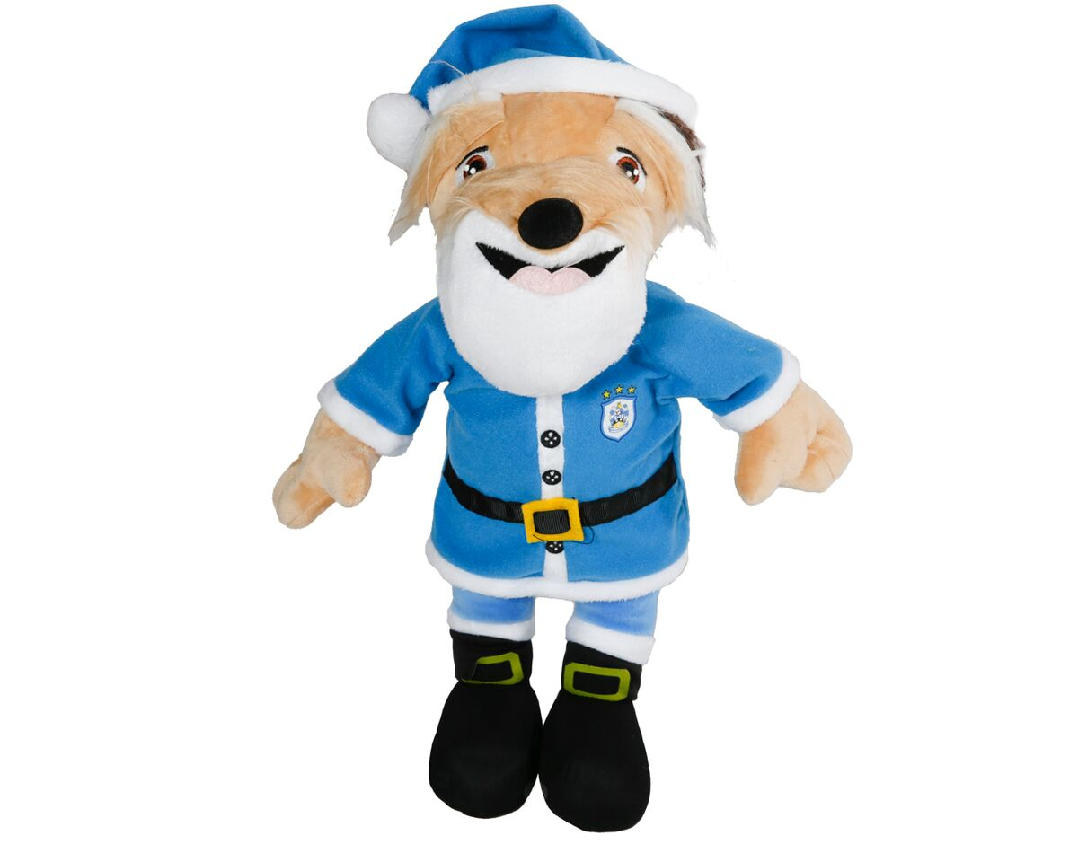 Terry Santa Large Soft Toy