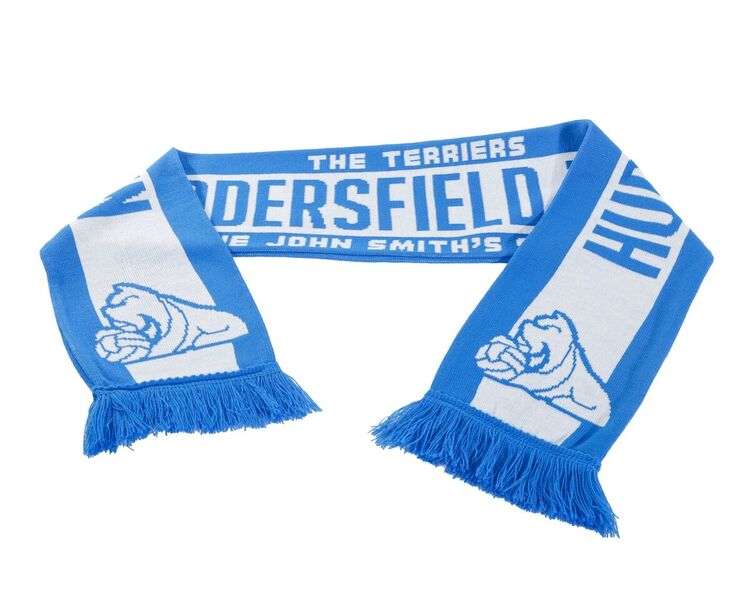 2018 Terriers Jacquard Scarf