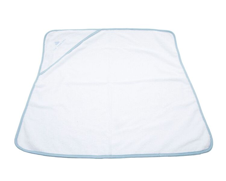 The Terriers Baby Blue Towel