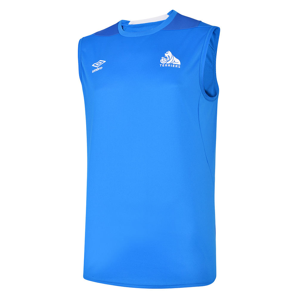 Umbro Adult Blue Training Sleeveless Top