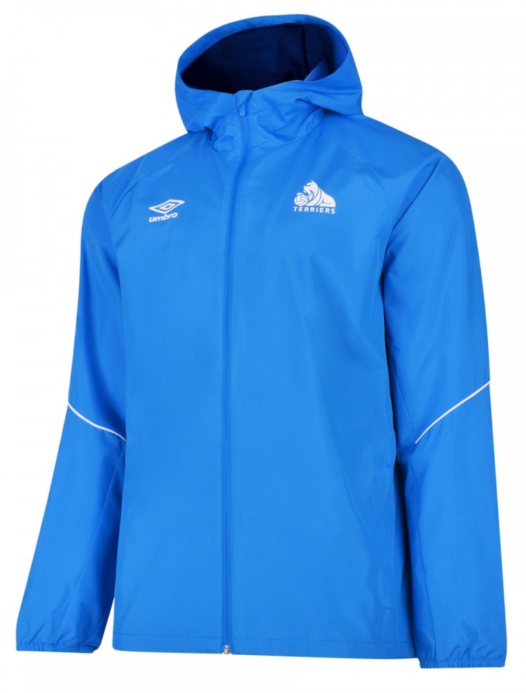 Umbro Adult Blue Shower Jacket