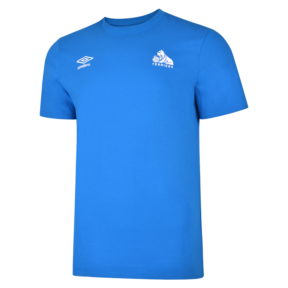 Umbro Adult Blue CVC TShirt