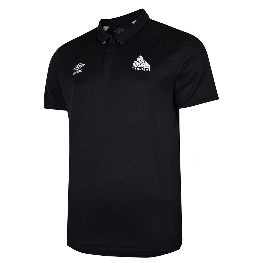 Umbro Adult Black Training Polo