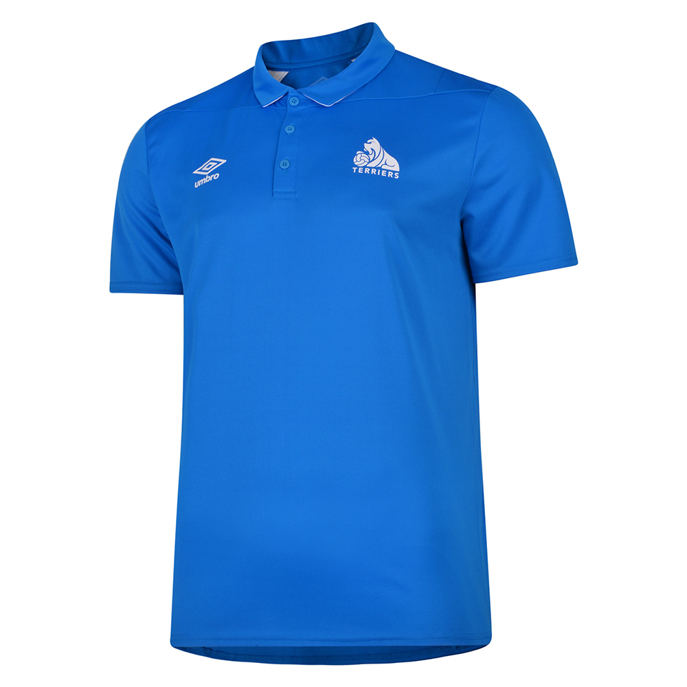 Umbro Adult Blue Training Polo