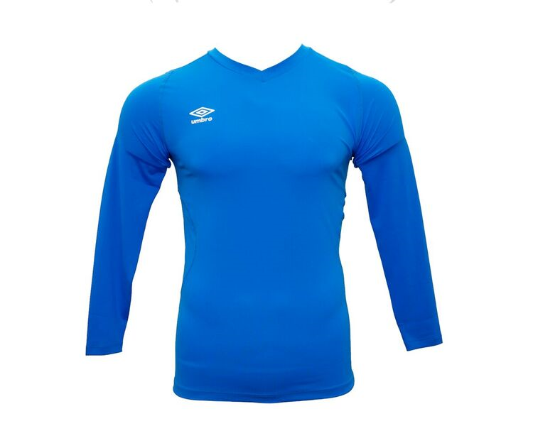 Umbro Adult Blue Baselayer L/S