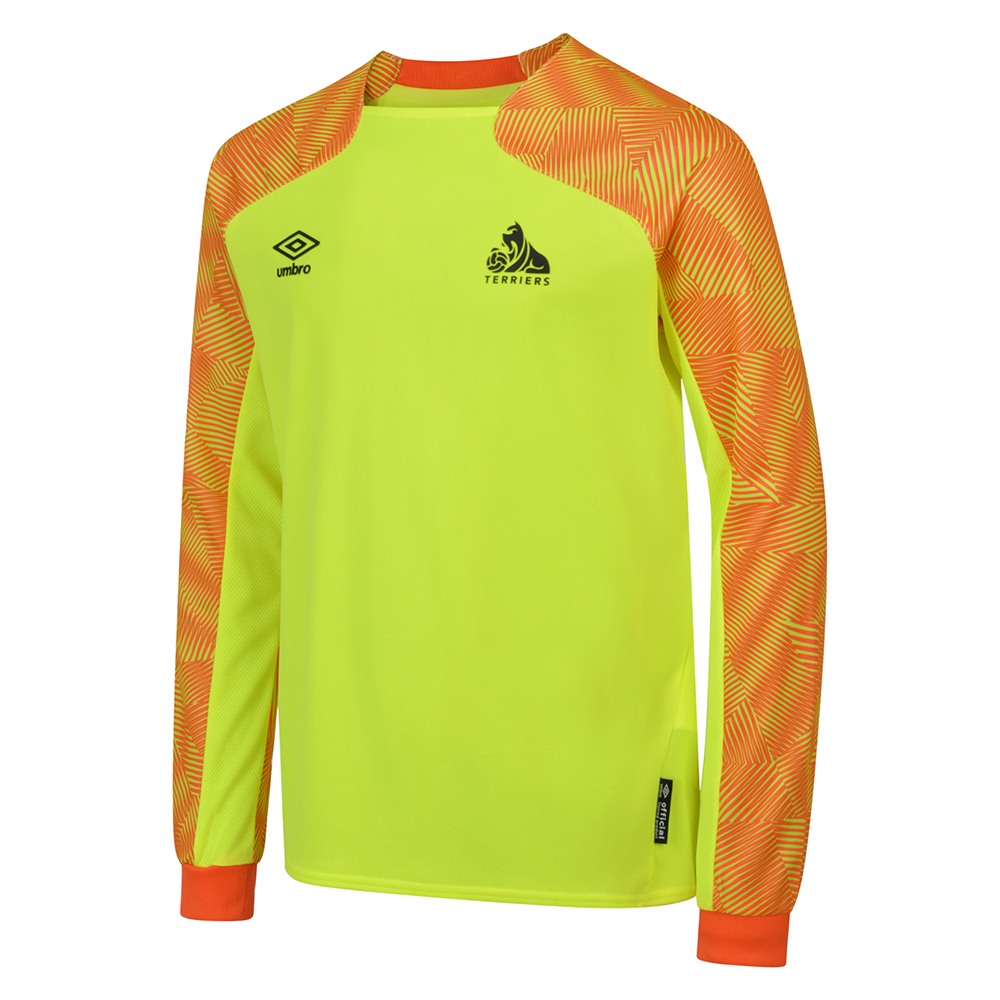 2018/19 Child Goalkeeper Change Shirt