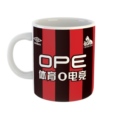 18/19 Red and Black Kit Mug