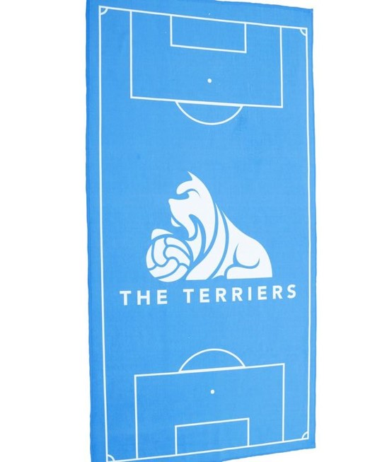 The Terriers Pitch Towel