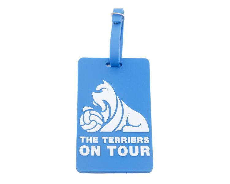 Terriers Luggage Tag