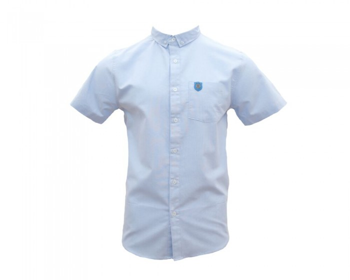 Pitch Terriers Blue Short Sleeve Shirt