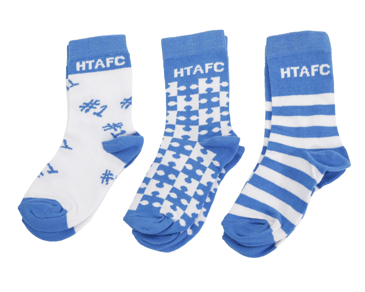 Childrens 3 Pack Sock