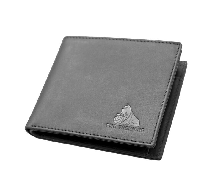 Terriers Grey boxed Wallet