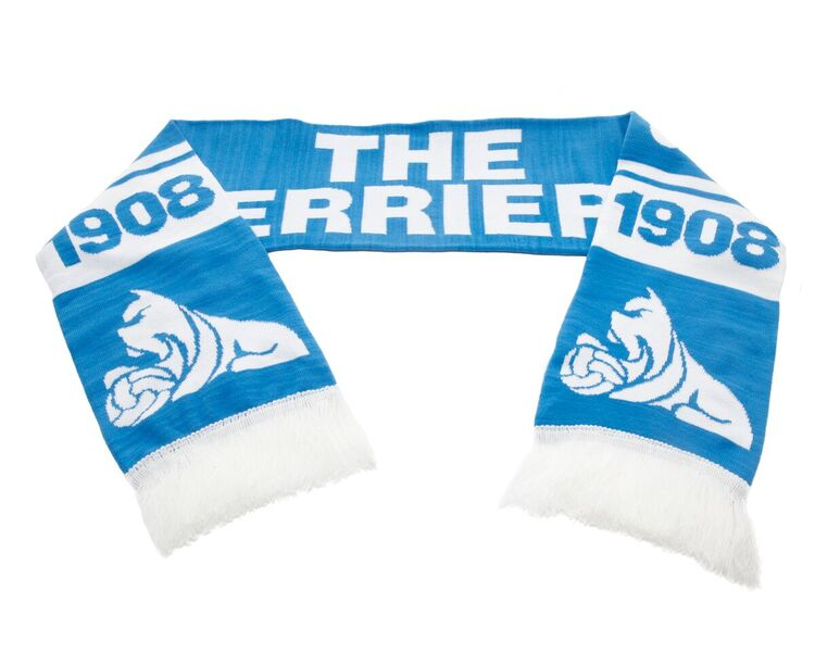 The Terriers 1908 Scarf