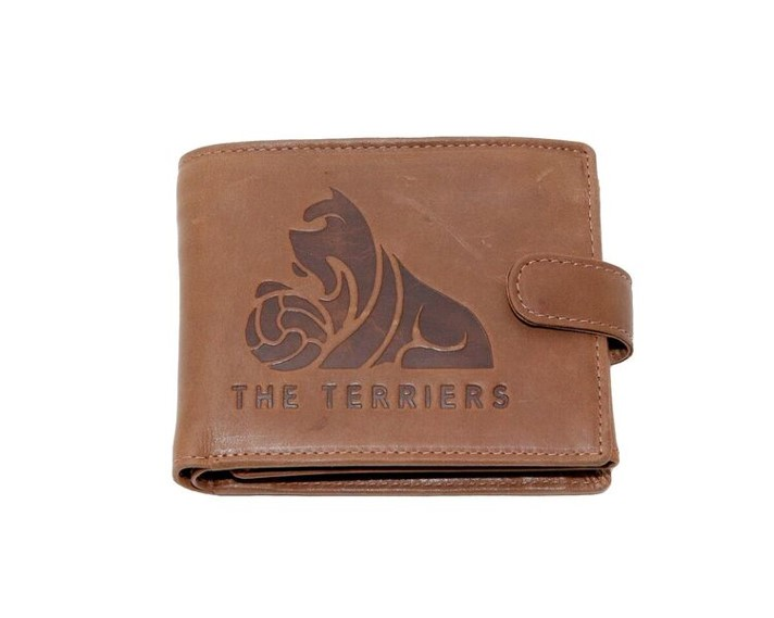 Terriers Boxed Brown Wallet