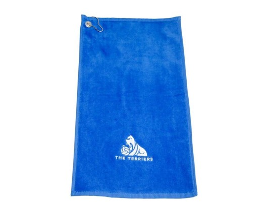 Terriers Golf Towel