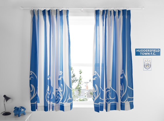 Stripe 66 x 54 Curtain