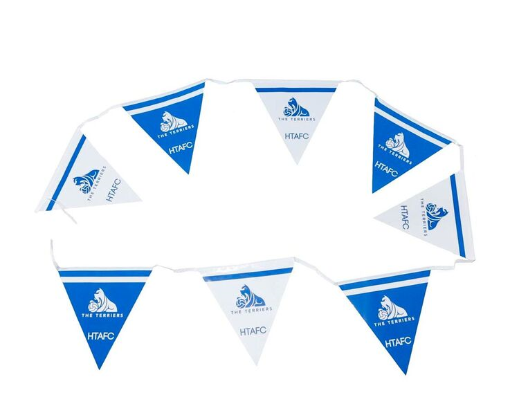 Terriers Blue and White Bunting