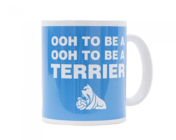 Ooh To be a Terrier Chant Mug