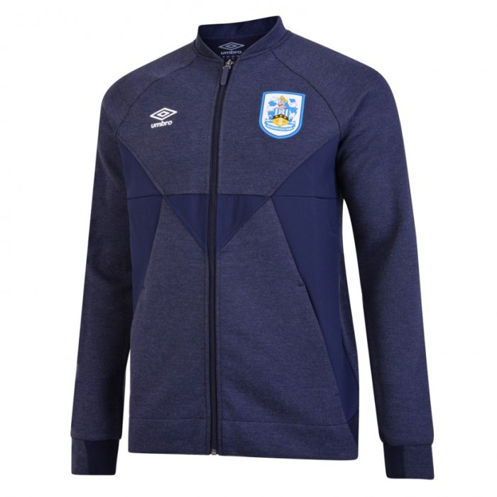 2019/20 Umbro Presentation Jacket - Evening Blue