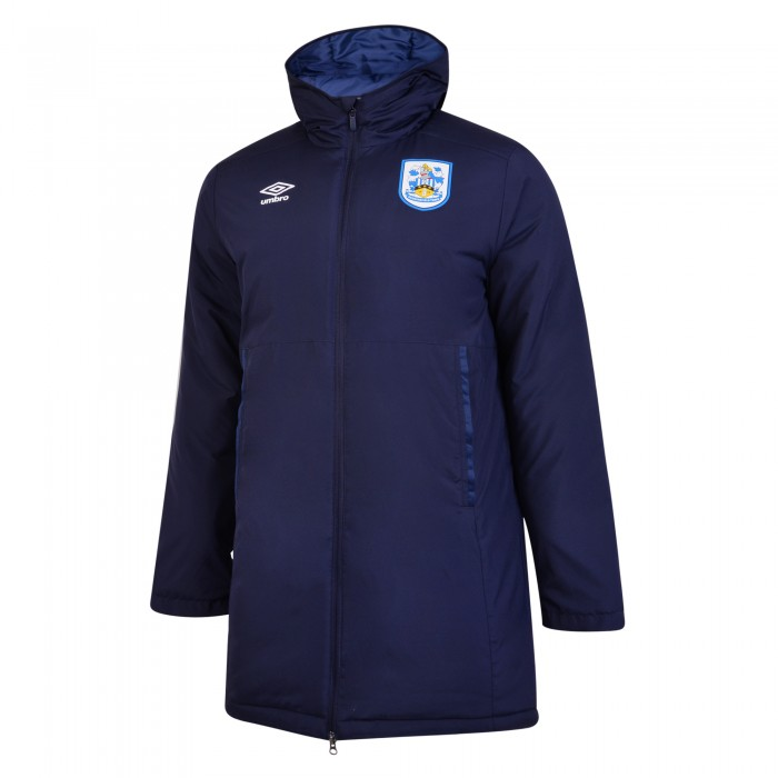 2019/20 Adult Padded Jacket - Evening Blue