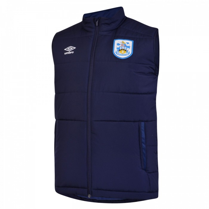 2019/20 Adult Padded Gilet - Evening Blue