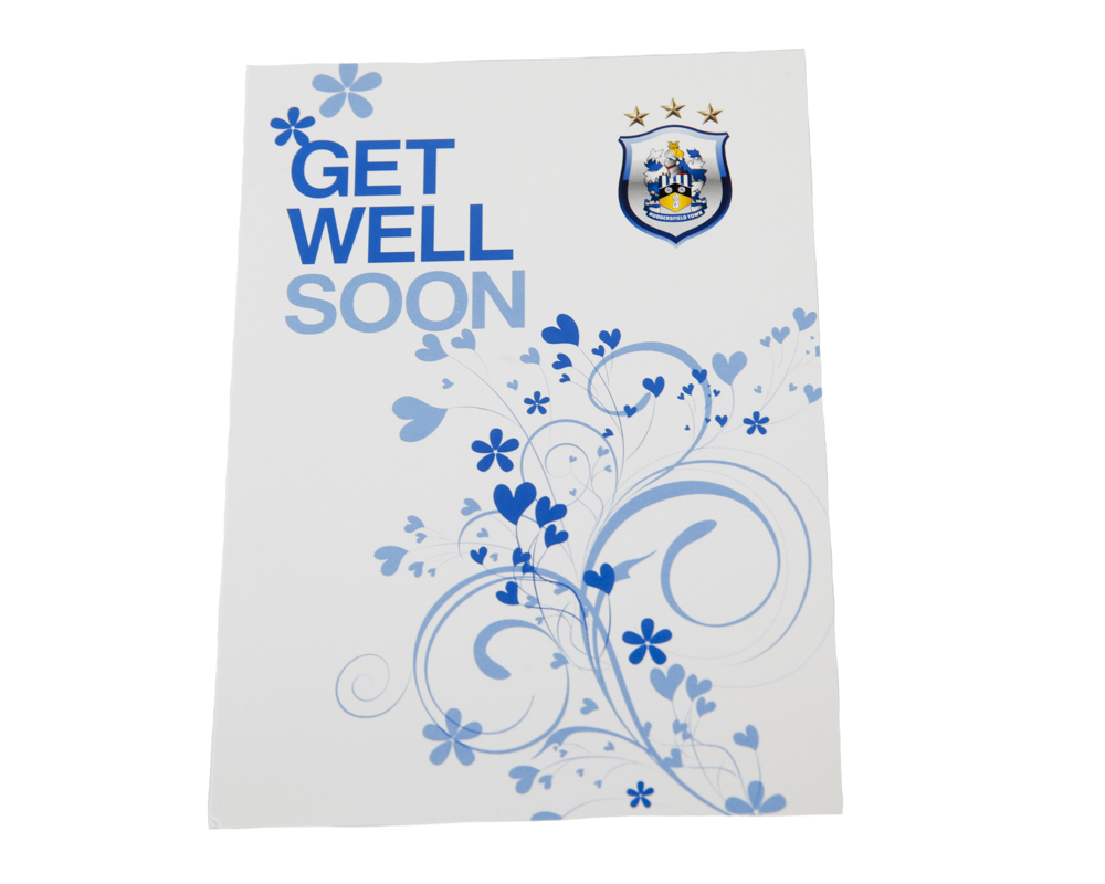 HT Get Well Soon Card