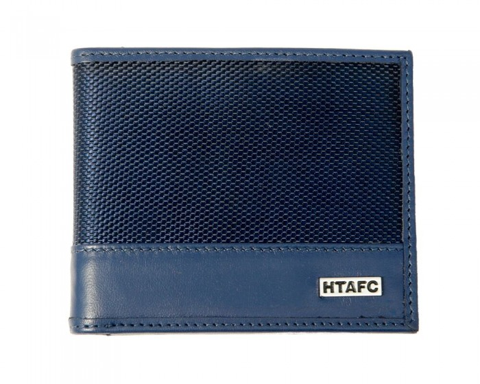 HTAFC Dual Fabric Leather Wallet