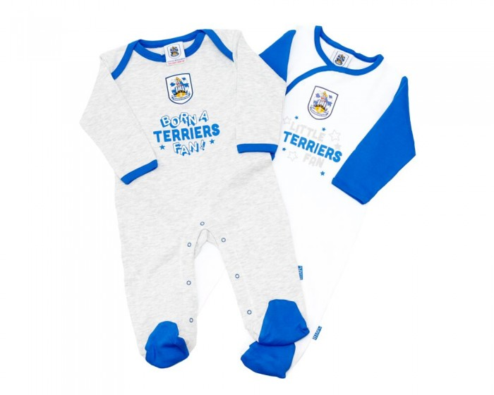 Baby Boys 2 pack Sleepsuit