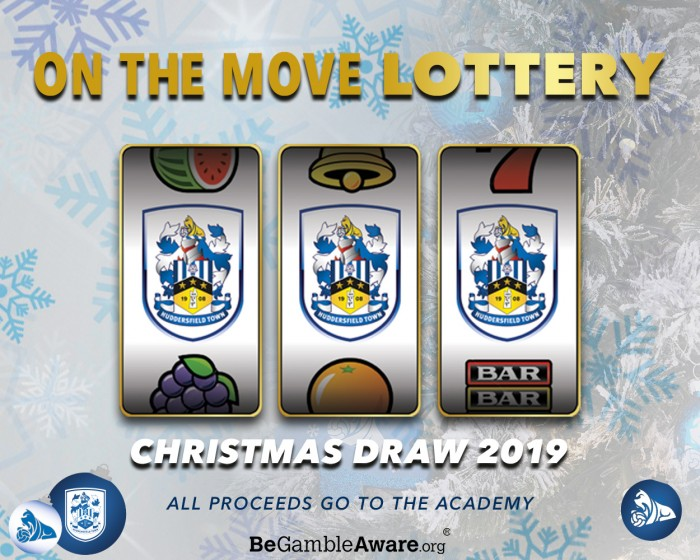 Christmas Draw Ticket