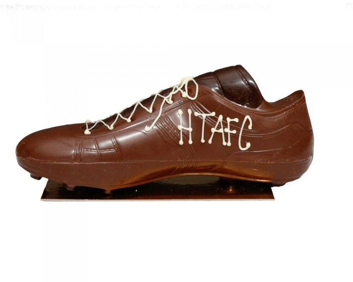 HTAFC Chocolate Football Boot
