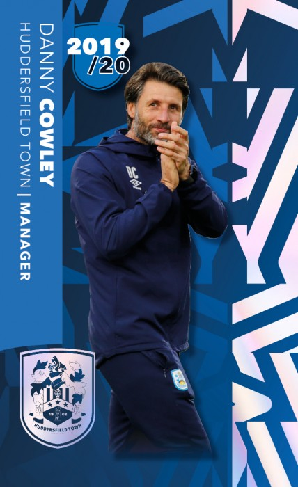 Danny Cowley Card